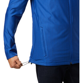 Columbia Maxtrail Fleece Midlayer Herren azul/collegiate navy